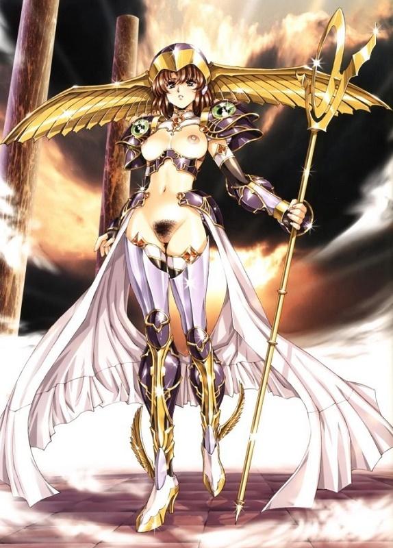 Anime Cô Gái Xinh Đẹp Mạo Hiểm Ký