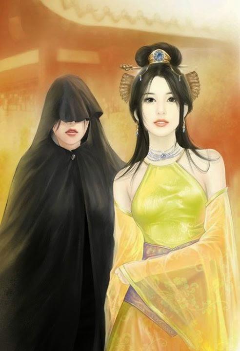 Kim Dung Liệt Nữ Truyện