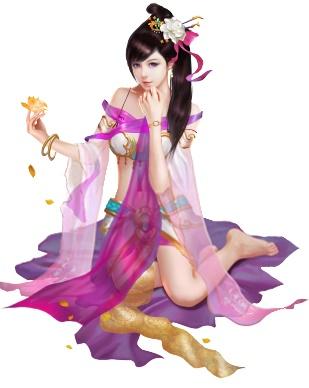 Xuyên Việt Gia Đinh Chi Đại Hoa Hậu Cung